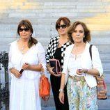 Paloma Barrientos, Esperanza Gracia y Beatriz Cortázar