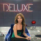 María Patiño, nueva presentadora de 'Sálvame deluxe'