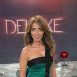 María Patiño sustituye a Jorge Javier Vázquez en 'Sálvame deluxe'