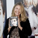 "Sheryl Lee en la fiesta de presentación de ""Twin peaks: The Entire Mystery"""
