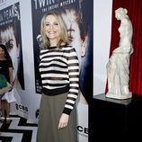 "Peggy Lipton celebrando el lanzamiento de ""Twin peaks: The Entire Mystery"""