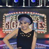 Angy Fernández es jurado en 'Pequeños gigantes' de Telecinco