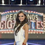 Melody, jurado del talent show infantil 'Pequeños gigantes'
