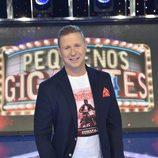 """Jorge Cadaval, de """"Los morancos"""" a jurado en 'Pequeños gigantes'"""