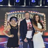 Angy, Melody y Jorge Cadaval, jurado de lujo en 'Pequeños gigantes' de Telecinco