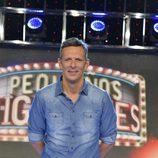 Joaquín Prat será uno de los padrinos de 'Pequeños gigantes'