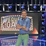El presentador Joaquín Prat liderará uno de los equipos de 'Pequeños gigantes'