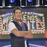 Lucas González, padrino en el nuevo talent show infantil 'Pequeños gigantes'
