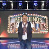 """Lucas González (""""Andy y Lucas"""") se pondrá al frente de uno de los equipos de 'Pequeños gigantes'"""