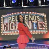 La bailarina Marbelys Zamora ayudará a los niños de 'Pequeños gigantes'
