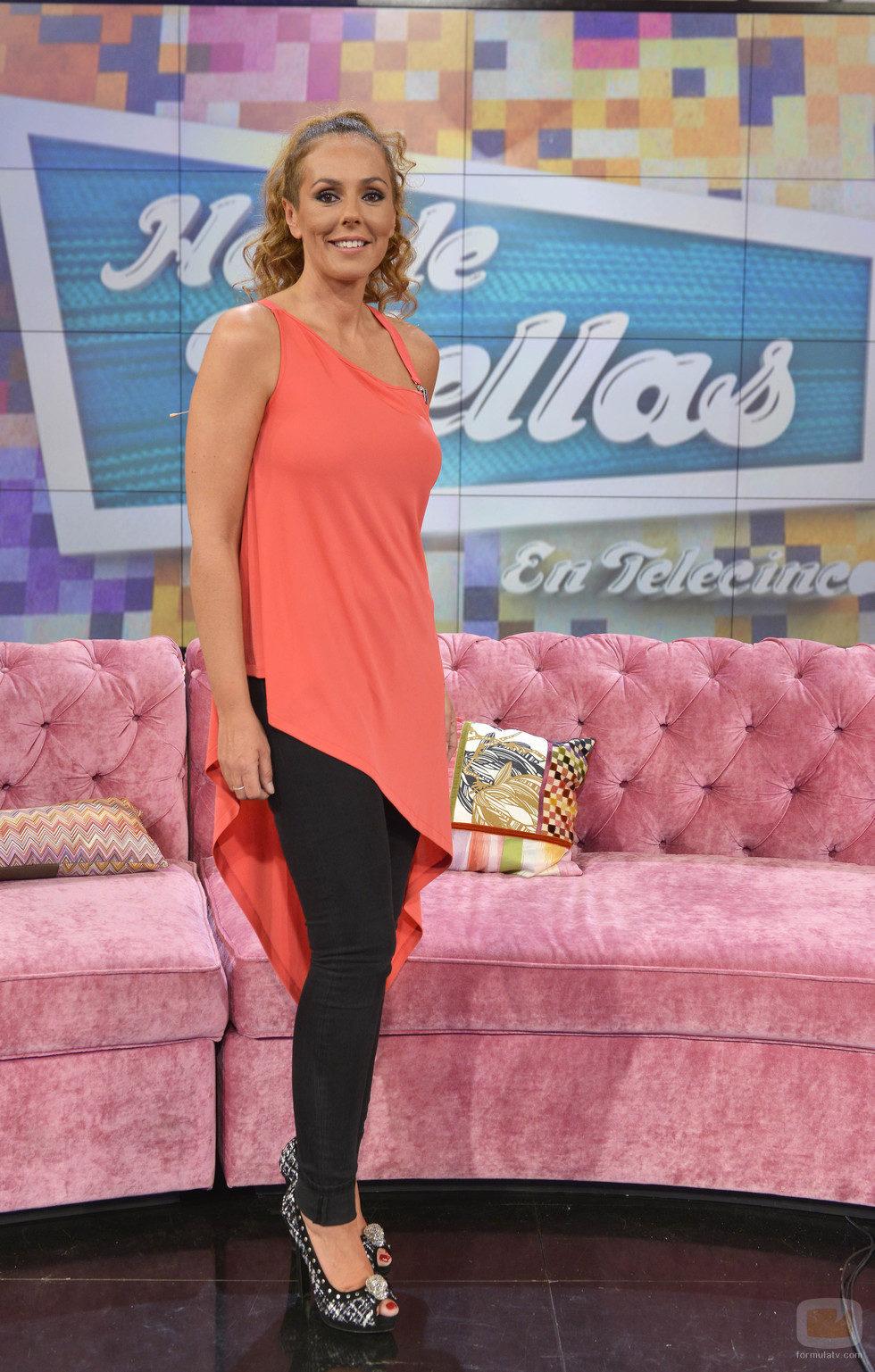 Rocío Carrasco se incorpora como presentadora a 'Hable con ellas'