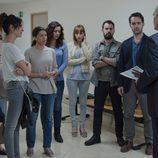 Yon González, Lluis Homar y Blanca Romero encabezan el reparto de 'Bajo sospecha'
