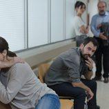 Alicia Borrachero y Pau Roca en 'Bajo sospecha'