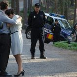 La familia de Alicia llora por su desaparición en 'Bajo sospecha'