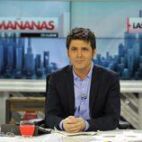 Jesús Cintora, presentador del matinal de Cuatro