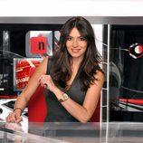 Marta Fernández, al frente de 'Noticias Cuatro'