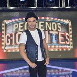 Adrián Rodríguez liderará a uno de los equipos de 'Pequeños gigantes'