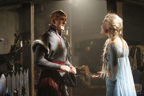 """Kristoff de """"Frozen"""" en 'Once Upon A Time'"""