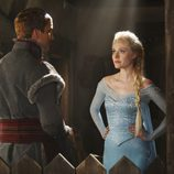 Georgina Haig y Scott Michael Foster en 'Once Upon A Time'
