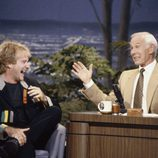 Robin Williams en 'The Tonight Show with Johnny Carson'