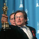 Robin Williams con un Premio Oscar