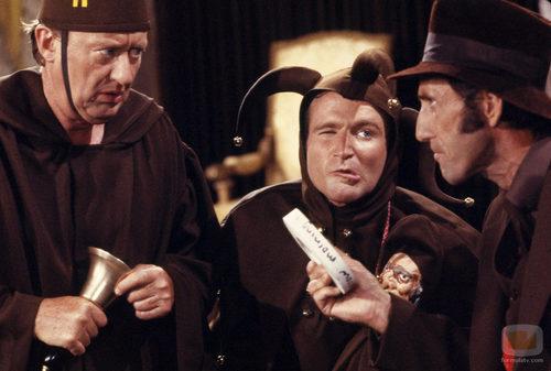 Robin Williams en la serie 'Mork and Mindy'