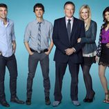 Reparto de la serie 'The Crazy Ones'