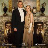 Foto promocional fallida de la quinta temporada de 'Downton Abbey'