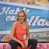 Rocío Carrasco, presentadora en 'Hable con ellas'