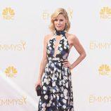 Julie Bowen en la alfombra roja de los Premios Emmy 2014