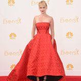 January Jones en los Emmy 2014