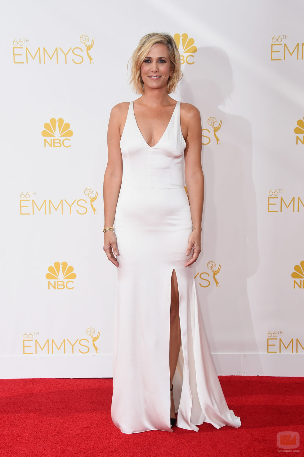 Kristen Wiig en los Emmys 2014: Fotos - FormulaTV