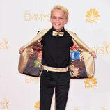 Mason Vale Cotton en los Premios Emmy 2014
