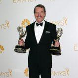 Bryan Cranston, Mejor actor de drama en los Emmy 2014