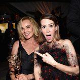 Sarah Paulson, orgullosa del Emmy 2014 de Jessica Lange