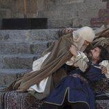 Los Reyes Católicos en una bonita secuencia de 'Isabel'