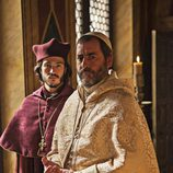 Jorge Bosch y Nacho Aldeguer en 'Isabel'