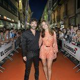 Michelle Jenner y Rodolfo Sancho en el FesTVal