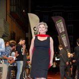 Kiti Mánver en la presentación de 'Vive cantando' en el FesTVal 2014
