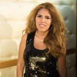 Chabelita Pantoja posa ante su estreno como colaboradora en 'Cazamariposas'