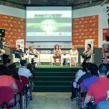 Presentación de 'Refugiados' en el FesTval 2014