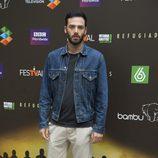 David Leon en la presentación del FesTVal 2014