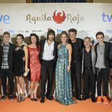 Preestreno de 'Águila Roja' en el FesTVal 2014