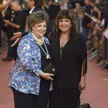 Paloma Gómez Borrero y Loles León en el FesTVal 2014