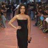 Hiba Abouk en la gala del FesTVal de Vitoria 2014