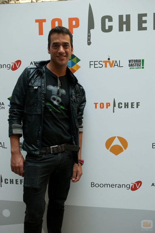 Yayo Daporta, nuevo jurado de 'Top Chef'