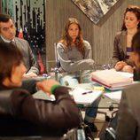 Nathalie Poza y Santi Millán se reúnen en 'Lex'