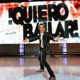 Josep Lobató, presentador de '¡Quiero bailar!'