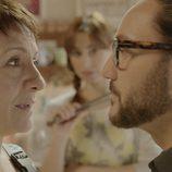 Blanca Portillo y Carlos Santos en 'Chiringuito de Pepe'
