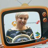 La chef Susi Díaz en la presentación de 'Top Chef' de Antena 3